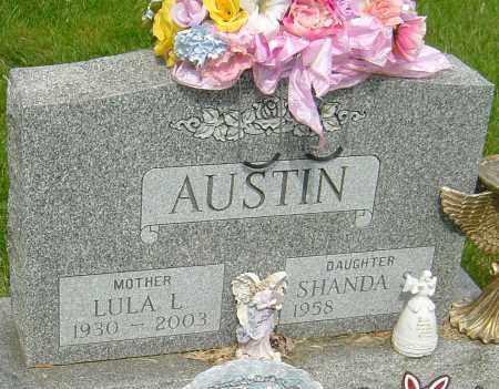 JETT AUSTIN, LULA - Montgomery County, Ohio | LULA JETT AUSTIN - Ohio Gravestone Photos