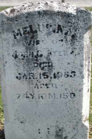AYER, M. - Montgomery County, Ohio | M. AYER - Ohio Gravestone Photos