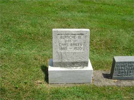 HIBBERD BAILEY, BLANCHE - Montgomery County, Ohio | BLANCHE HIBBERD BAILEY - Ohio Gravestone Photos