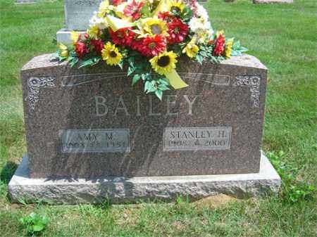 HOPKINS BAILEY, AMY - Montgomery County, Ohio | AMY HOPKINS BAILEY - Ohio Gravestone Photos