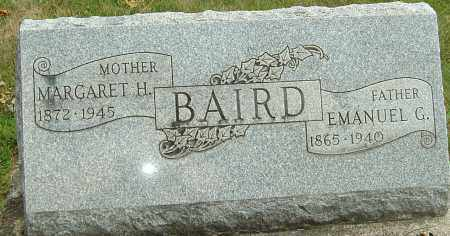 BAIRD, MARGARET - Montgomery County, Ohio | MARGARET BAIRD - Ohio Gravestone Photos
