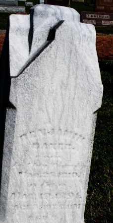 BAKER, BENJAMIN - Montgomery County, Ohio | BENJAMIN BAKER - Ohio Gravestone Photos