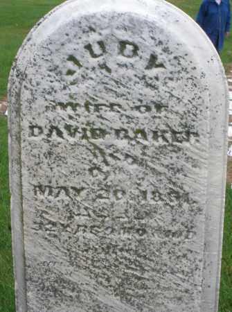 BAKER, JUDY - Montgomery County, Ohio | JUDY BAKER - Ohio Gravestone Photos