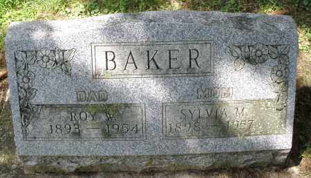BAKER, ROY W. - Montgomery County, Ohio | ROY W. BAKER - Ohio Gravestone Photos
