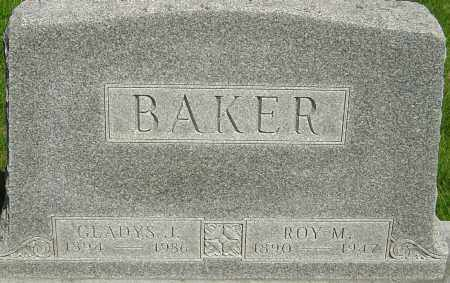 BAKER, ROY - Montgomery County, Ohio | ROY BAKER - Ohio Gravestone Photos