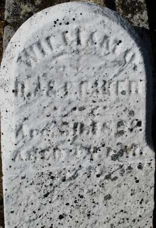 BAKER, WILLIAM - Montgomery County, Ohio   WILLIAM BAKER - Ohio Gravestone Photos