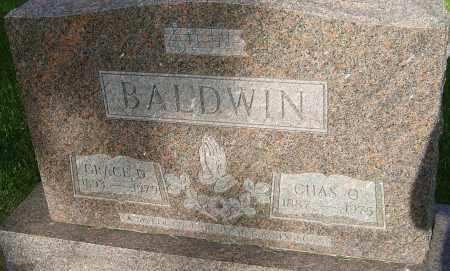 BALDWIN, CHARLES O - Montgomery County, Ohio | CHARLES O BALDWIN - Ohio Gravestone Photos