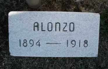 BALLINGER, ALONZO - Montgomery County, Ohio | ALONZO BALLINGER - Ohio Gravestone Photos