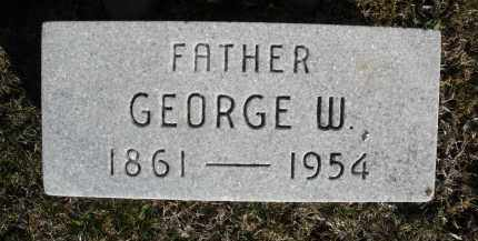 BALLINGER, GEORGE W. - Montgomery County, Ohio | GEORGE W. BALLINGER - Ohio Gravestone Photos