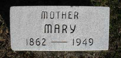 BALLINGER, MARY - Montgomery County, Ohio | MARY BALLINGER - Ohio Gravestone Photos