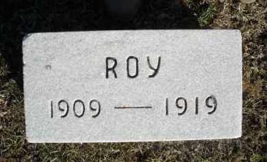 BALLINGER, ROY - Montgomery County, Ohio | ROY BALLINGER - Ohio Gravestone Photos