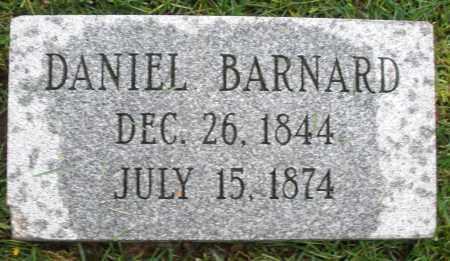 BARNARD, DANIEL - Montgomery County, Ohio | DANIEL BARNARD - Ohio Gravestone Photos