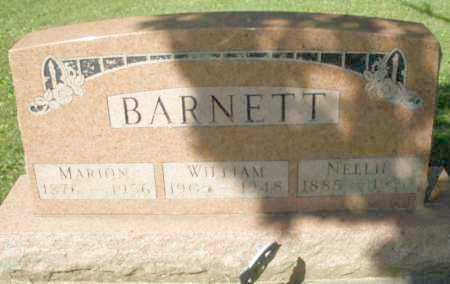 BARNETT, WILLIAM - Montgomery County, Ohio | WILLIAM BARNETT - Ohio Gravestone Photos