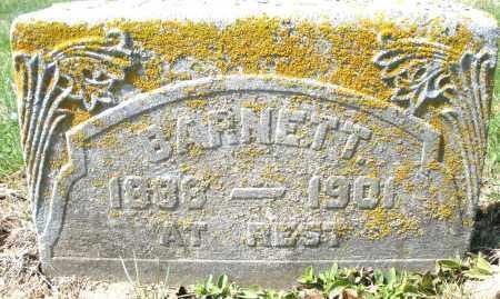 BARNETT, STELLA M. - Montgomery County, Ohio | STELLA M. BARNETT - Ohio Gravestone Photos