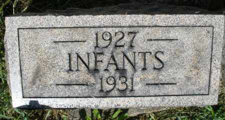 BARNHART, INFANTS - Montgomery County, Ohio | INFANTS BARNHART - Ohio Gravestone Photos