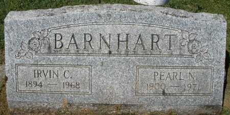 BARNHART, IRVIN C. - Montgomery County, Ohio | IRVIN C. BARNHART - Ohio Gravestone Photos