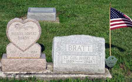 BRATT, HARRY C. - Montgomery County, Ohio | HARRY C. BRATT - Ohio Gravestone Photos
