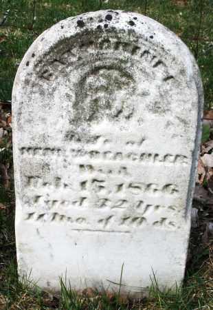 BEACHLER, CATHARINE - Montgomery County, Ohio | CATHARINE BEACHLER - Ohio Gravestone Photos