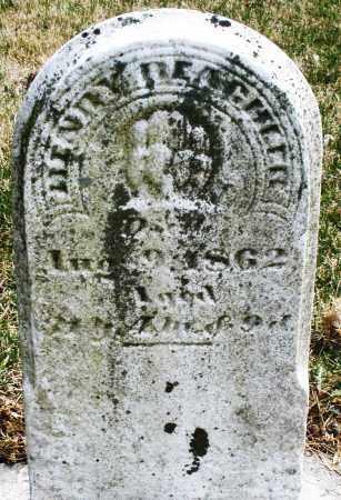 BEACHLER, HENRY - Montgomery County, Ohio | HENRY BEACHLER - Ohio Gravestone Photos