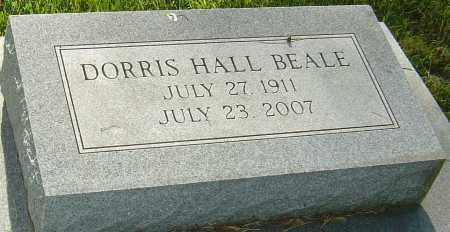 HALL BEALE, DORRIS - Montgomery County, Ohio | DORRIS HALL BEALE - Ohio Gravestone Photos