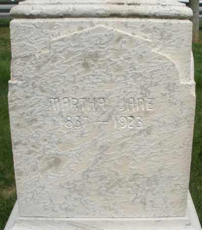 BEARDSHEAR, MARTHA JANE - Montgomery County, Ohio | MARTHA JANE BEARDSHEAR - Ohio Gravestone Photos