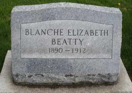 BEATTY, BLANCHE ELIZABETH - Montgomery County, Ohio | BLANCHE ELIZABETH BEATTY - Ohio Gravestone Photos