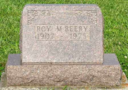 BEERY, ROY M. - Montgomery County, Ohio | ROY M. BEERY - Ohio Gravestone Photos