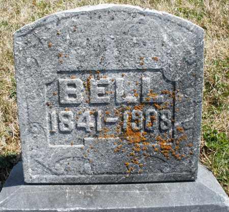 BELL, BARBARA - Montgomery County, Ohio | BARBARA BELL - Ohio Gravestone Photos