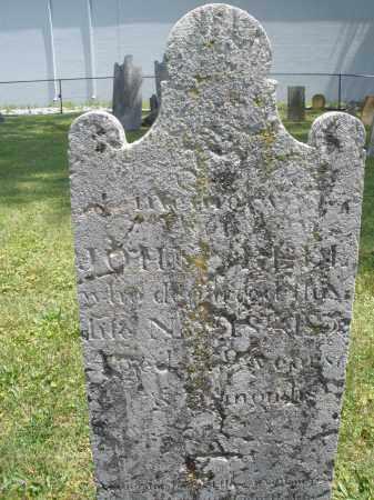 BELL, JOHN - Montgomery County, Ohio | JOHN BELL - Ohio Gravestone Photos