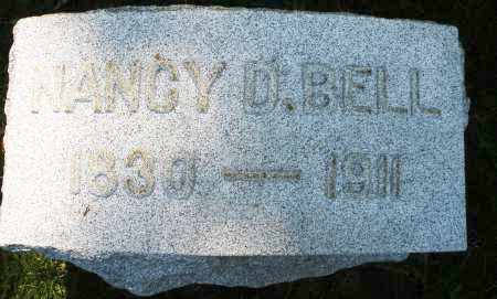 BELL, NANCY D. - Montgomery County, Ohio | NANCY D. BELL - Ohio Gravestone Photos