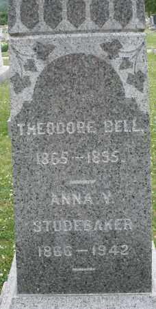 BELL, THEODORE - Montgomery County, Ohio | THEODORE BELL - Ohio Gravestone Photos