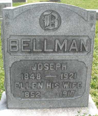 BELLMAN, ELLEN - Montgomery County, Ohio | ELLEN BELLMAN - Ohio Gravestone Photos