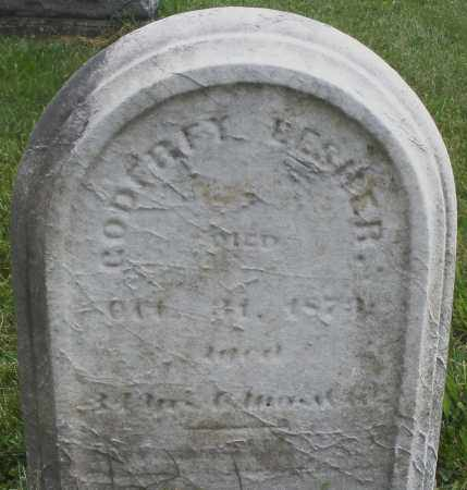 BESHER, GODFREY - Montgomery County, Ohio | GODFREY BESHER - Ohio Gravestone Photos