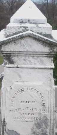 BEVENGER, BERNARD - Montgomery County, Ohio | BERNARD BEVENGER - Ohio Gravestone Photos