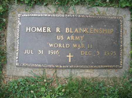 BLANKENSHIP, HOMER R. - Montgomery County, Ohio | HOMER R. BLANKENSHIP - Ohio Gravestone Photos