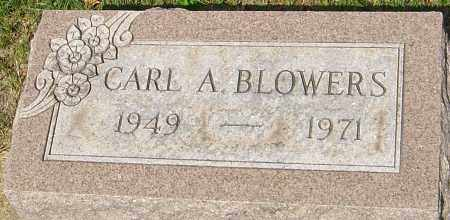 BLOWERS, CARL A - Montgomery County, Ohio | CARL A BLOWERS - Ohio Gravestone Photos