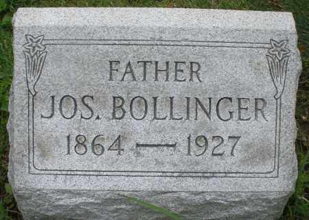 BOLLINGER, JOSEPH - Montgomery County, Ohio | JOSEPH BOLLINGER - Ohio Gravestone Photos
