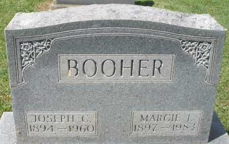 BOOHER, JOSEPH C. - Montgomery County, Ohio | JOSEPH C. BOOHER - Ohio Gravestone Photos