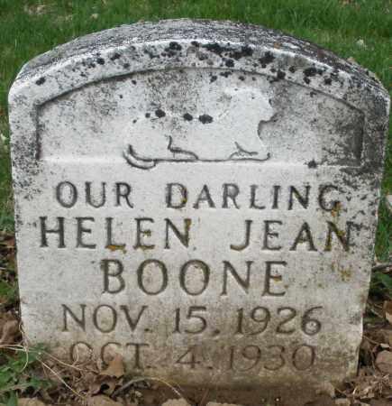 BOONE, HELEN JEAN - Montgomery County, Ohio | HELEN JEAN BOONE - Ohio Gravestone Photos