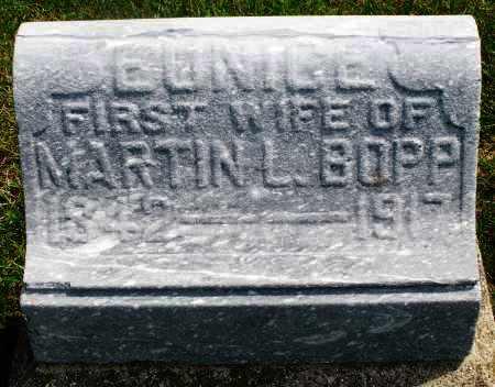 BOPP, EUNICE - Montgomery County, Ohio | EUNICE BOPP - Ohio Gravestone Photos