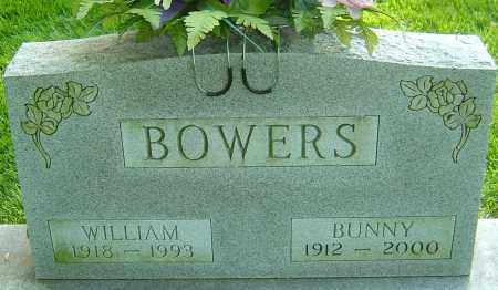 BOWERS, BUNNY - Montgomery County, Ohio | BUNNY BOWERS - Ohio Gravestone Photos