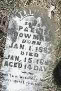 BOWMAN, SON - Montgomery County, Ohio   SON BOWMAN - Ohio Gravestone Photos