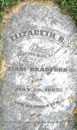 BRADFORD, ELIZABETH R. - Montgomery County, Ohio | ELIZABETH R. BRADFORD - Ohio Gravestone Photos