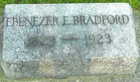 BRADFORD, EBENEZER ERSKIN - Montgomery County, Ohio | EBENEZER ERSKIN BRADFORD - Ohio Gravestone Photos