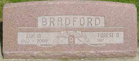 BRADFORD, EVA MARIE - Montgomery County, Ohio | EVA MARIE BRADFORD - Ohio Gravestone Photos