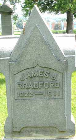 BRADFORD, JAMES J. - Montgomery County, Ohio | JAMES J. BRADFORD - Ohio Gravestone Photos