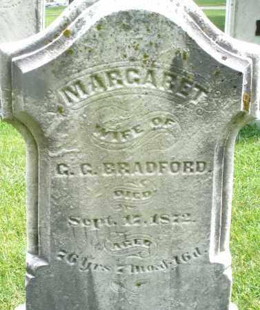 BRADFORD, MARGARET - Montgomery County, Ohio | MARGARET BRADFORD - Ohio Gravestone Photos