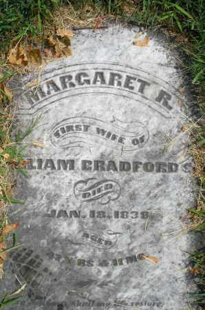 BRADFORD, MARGARET R. - Montgomery County, Ohio | MARGARET R. BRADFORD - Ohio Gravestone Photos