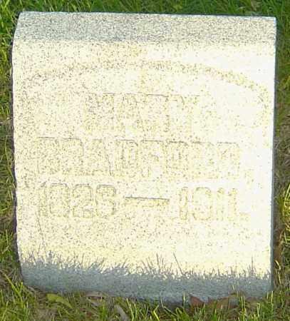 BRADFORD, MARY - Montgomery County, Ohio | MARY BRADFORD - Ohio Gravestone Photos