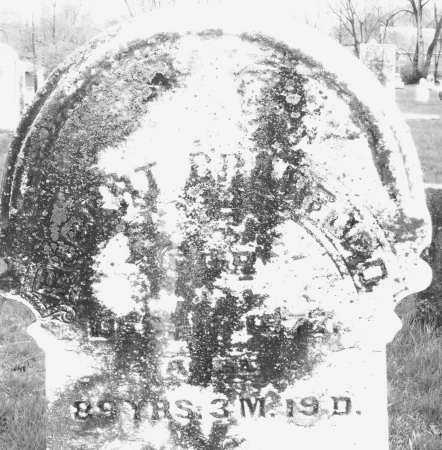BRADFORD, ROBERT - Montgomery County, Ohio | ROBERT BRADFORD - Ohio Gravestone Photos
